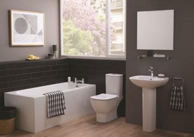 Ideal Standard bathrooms-gall